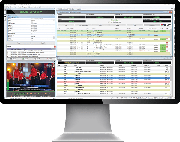 playout automation AutoPlay software