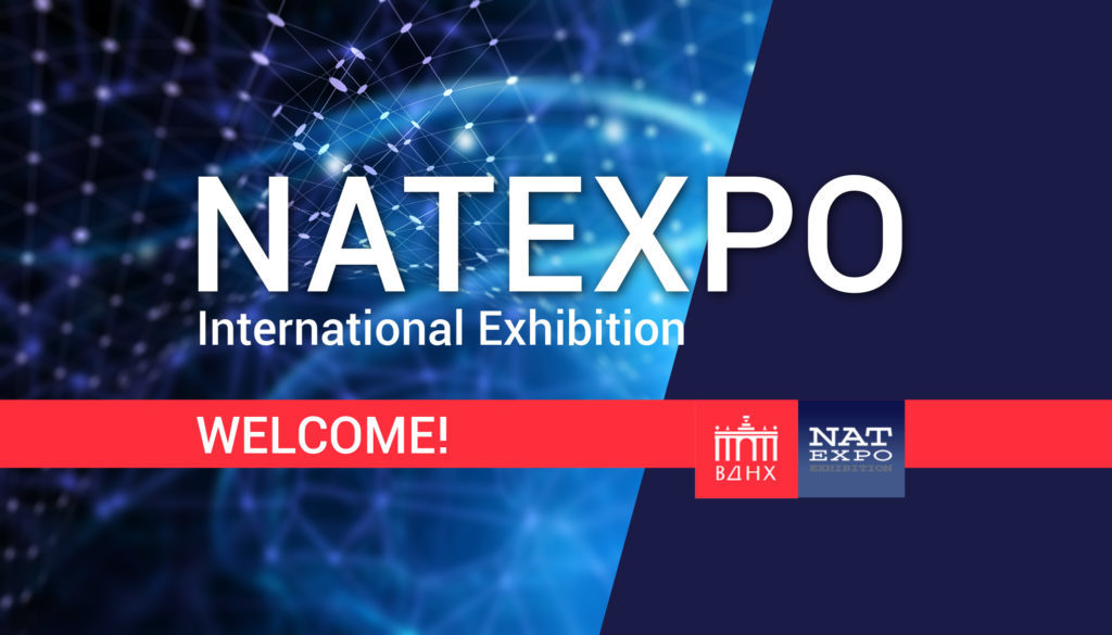 Welcome to Natexpo 2019