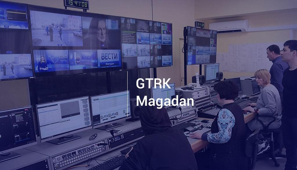 GTRK Magadan