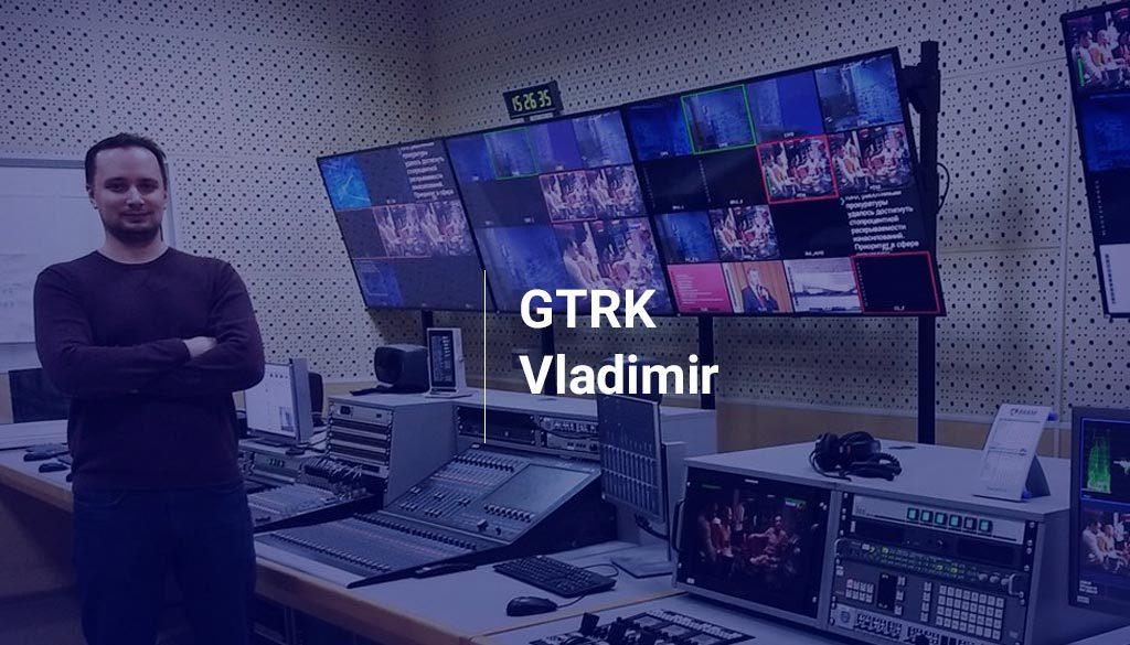 Case study-GTRK Vladimir