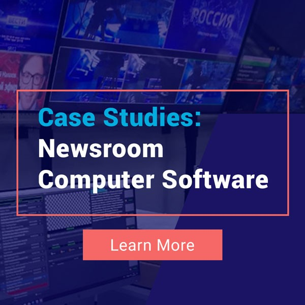 Banner about Newsroom by Azimuth Soft